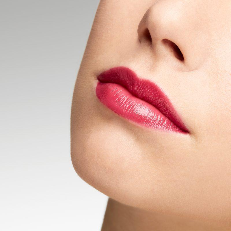 Bildbearbeitung Lippenstift
