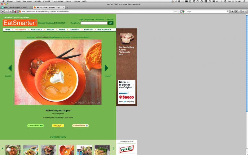 Grafik Design Online-Portal Titel
