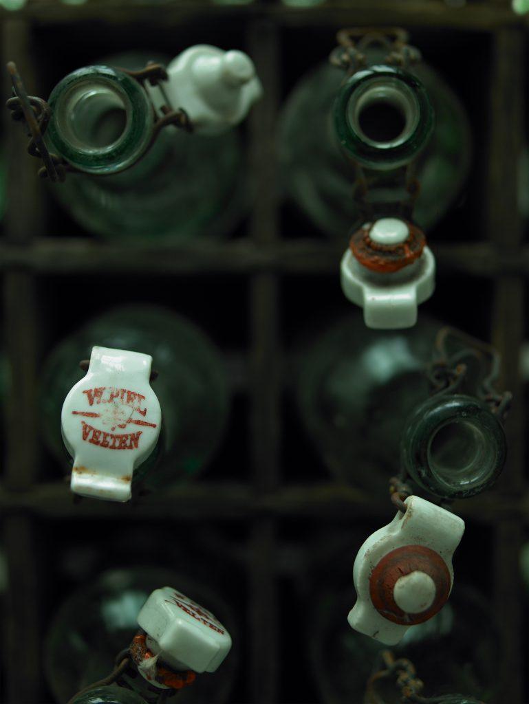 Fotografie Bierflaschen